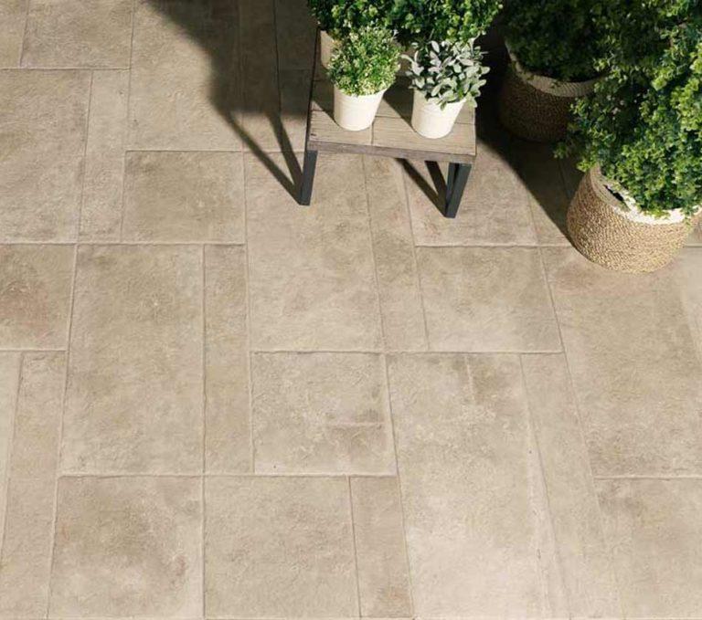 Revestimientos para el suelo gammaracionero for Ceramica exterior