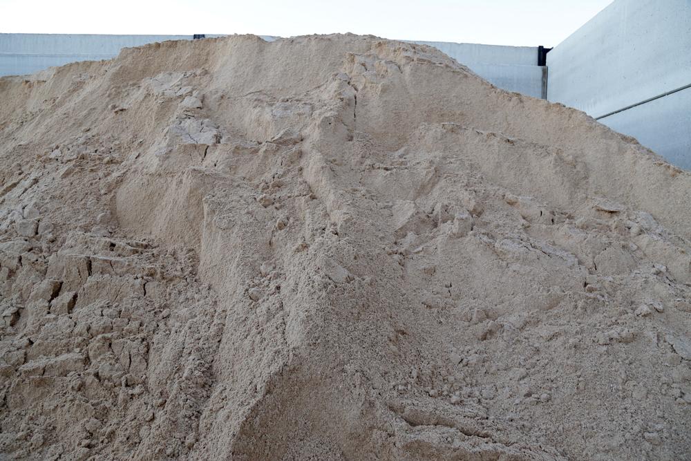 Materiales de construcción arena en Alcázar de San Juan