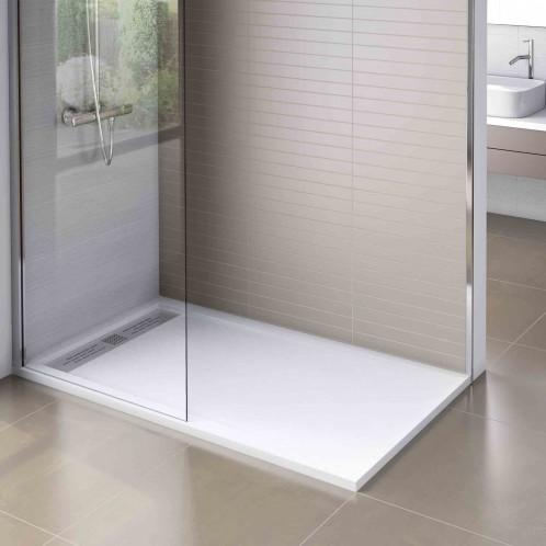 Mantenimiento de los platos de ducha de resina for Accesorios para platos de ducha