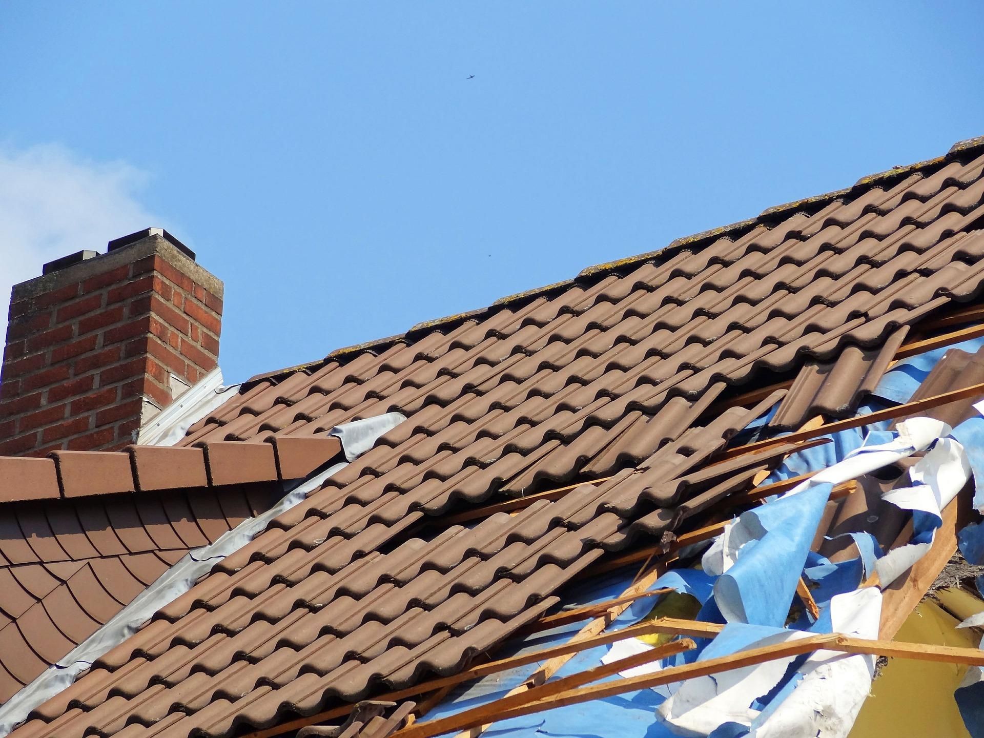 Mantenimiento de los tejados