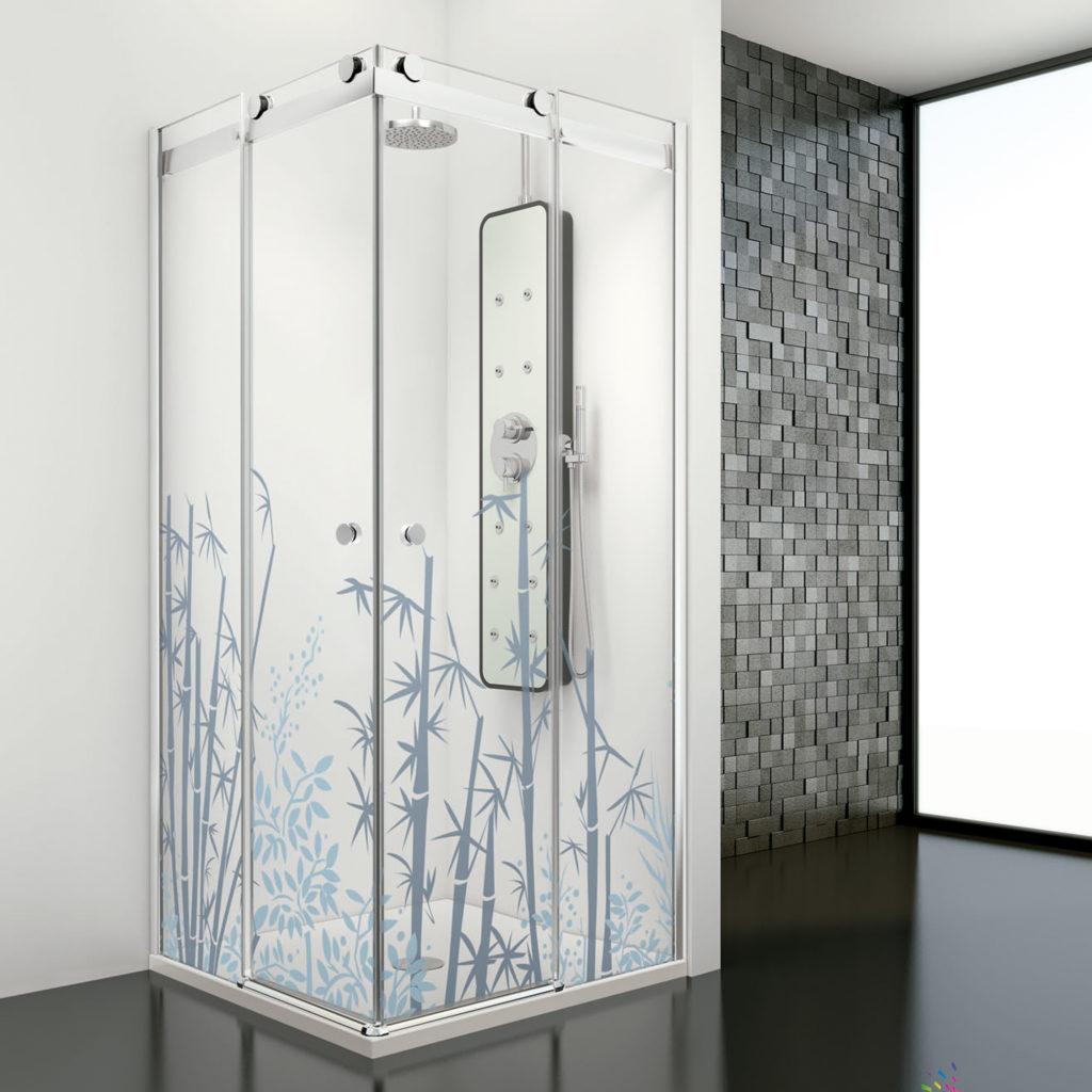 C mo elegir la mampara de ducha gammaracionero - Como limpiar la mampara ...